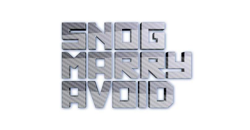 Snog marry avoid online