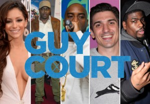 MTV show tryouts - Guy Court