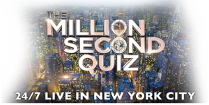 Tryout for Million Second Quiz on NBC