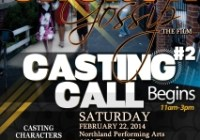 casting call for christian film