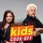 Rachel Vs. Guy Kids Cook Off
