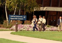 DePaul University student film casting male acting role