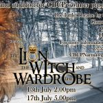"""The Lion, The Witch and the Wardrobe"" – UK Auditions"