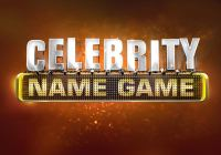 Tryout for a new gameshow! Celebrity Name Game now casting contestants