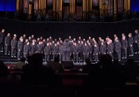 Big Apple Chorus in NY