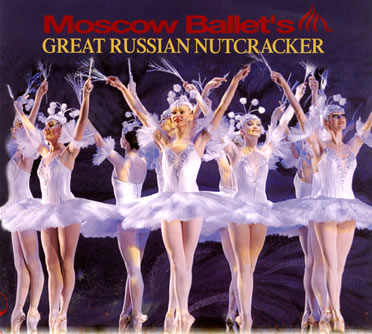 Ballet auditions for The Nutcracker - Moscow Ballet