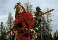 casting call for modern day frontiersman