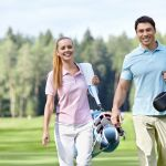 Golfers and Models for San Diego Area Commercial