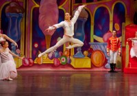 Auditions for male ballet dancers