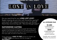 Lost Love Docu-series