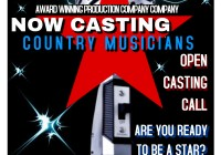 Nashville auditions for country singers