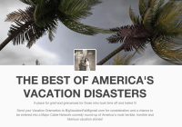 Vacation Disaster Casting