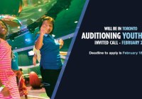 Carnival Youth Auditions