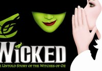 "Open auditions for Broadway show ""Wicked"""