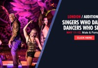 Carnival Cruises auditions for singers and dancers