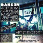 Open Auditions for Teen Background Dancers in Atlanta