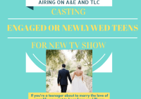 teen wedding show