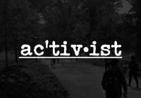 Activist web series