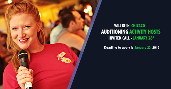 carnival cruises Chicago open call