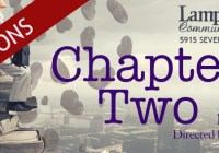"Neil Simon's ""Chapter Two"" San Diego Auditions"