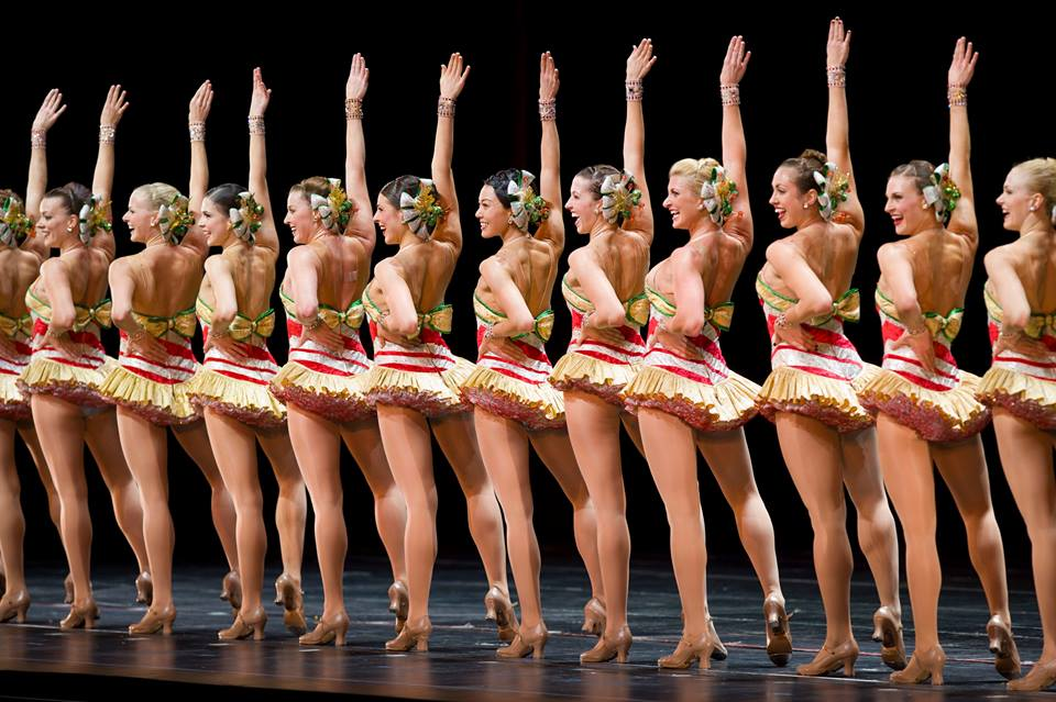 Adult dance shows