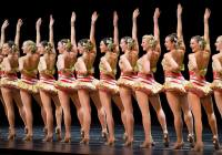 audition for Radio City Rockettes