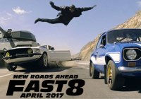 Fast 8 now casting