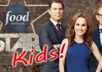 Food Network Stars Kids