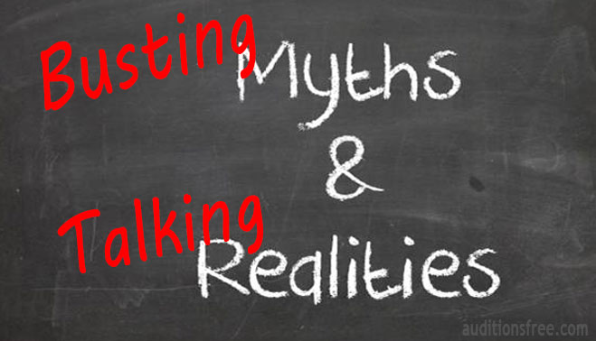 Myths and realities about auditions