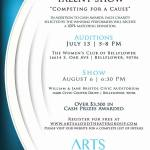 Casting Teens for a Talent Show in Los Angeles