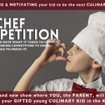 Casting Call for New Kids and Parents Cooking Show Nationwide