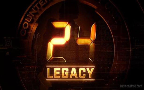 24 Legacy cast