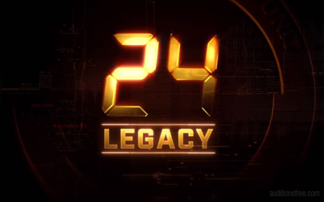 24 Legacy Casting Call in Atlanta: 24 Legacy Trailer