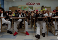 Music video extras - teens