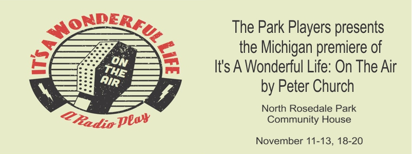 Detroit Michigan Actors For It 39 S A Wonderful Life On The Air Auditions Free