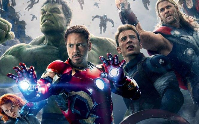 Avengers new movie 2018