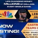 "NBC's New Show ""The Wall"" Open Casting Call in Philly"