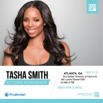 Actress Tasha Smith Holding Acting Workshop in ATL