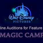 "Disney Auditions for Kids, Disney Movie ""Magic Camp"" Major Roles"