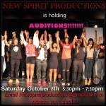 "NYC Area Actors and Performers for Stage Play ""Dimensions"""