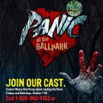 Haunted Attraction Panic at the Ballpark Casting Scare Actors in York, PA