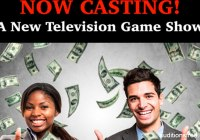 New game show casting in Vegas