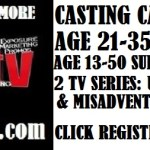 Atlanta Area Casting Call for Undercover Detective Series Pilot
