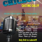 Singer, Music Artist & Musician Competition in Chicago