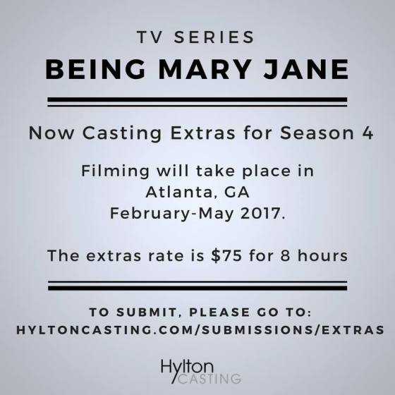 Being Mary Jane cast season 4 and 5