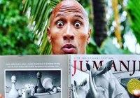 Jumanji casting