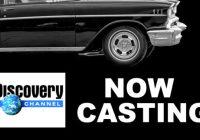 Car hot rod restoration TV show