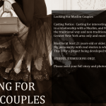 Casting Muslim Couples in NYC for Reality TV Show