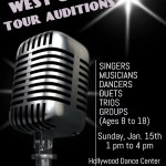 "Auditions in L.A., Singers, Dancers and Musicians for ""Nu Skool Sings Old School"" Touring Show"