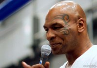 lead role of Mike Tyson in Cornerman